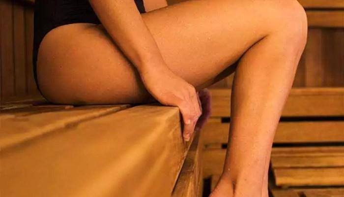 Случай в женской бане