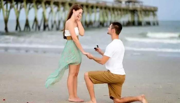 Как в прошлый раз, бывший муж, предложил бывшей жене выйти за него замуж