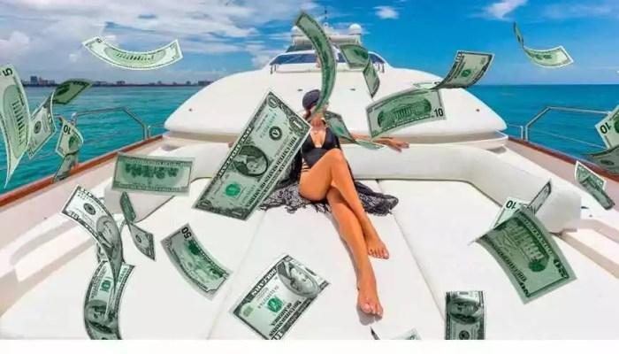 Можно подумать, что миллиардеры смогут потратить свои честно нажитые деньги на себя