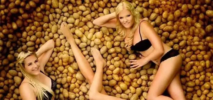 картофель и здоровье