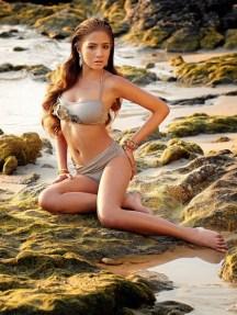 ใบเตย อาร์สยาม เซ็กซี่ ชุดว่ายน้ำ Baitoey R-siam Sexy on Volume Magazine