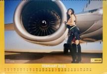 Nok Air Calendar February 2013