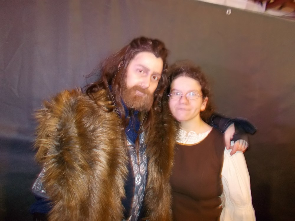 ToRn pub moot and the Hobbit World Premiere in London (6/6)
