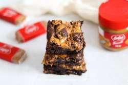 The best Biscoff brownies