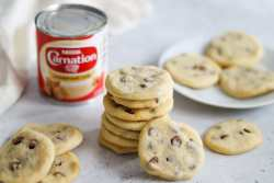 How to make condensed milk cookies