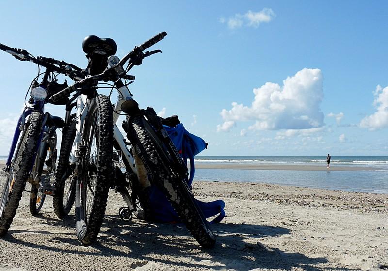 2_Mit den Fahrrädern in Holland unterwegs