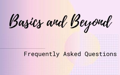 Basics and Beyond