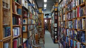 fabulous bookshop in Beechworth