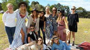 Couture country picnic