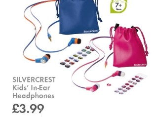 lidl kids headphones