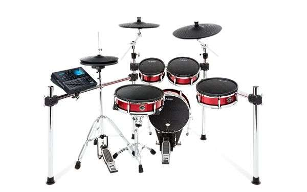 alesis electronic drum sets review and overview. Black Bedroom Furniture Sets. Home Design Ideas