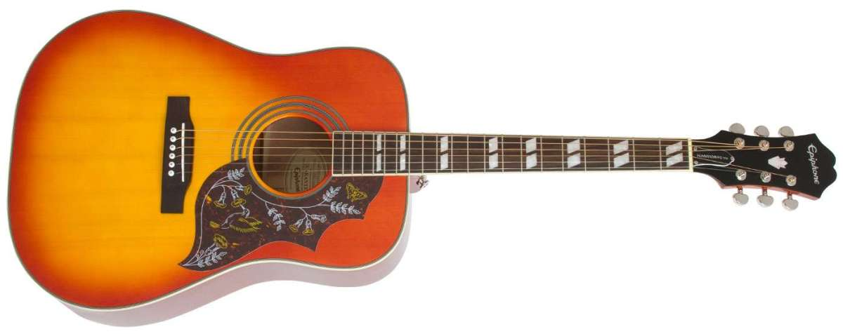 5 Epiphone Acoustic Electric Guitars Under $300 Review: Nice Choices