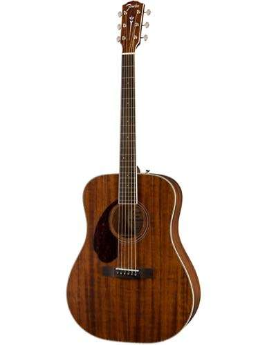 Fender Left Handed Acoustic Guitars: CD-60S or PM-1
