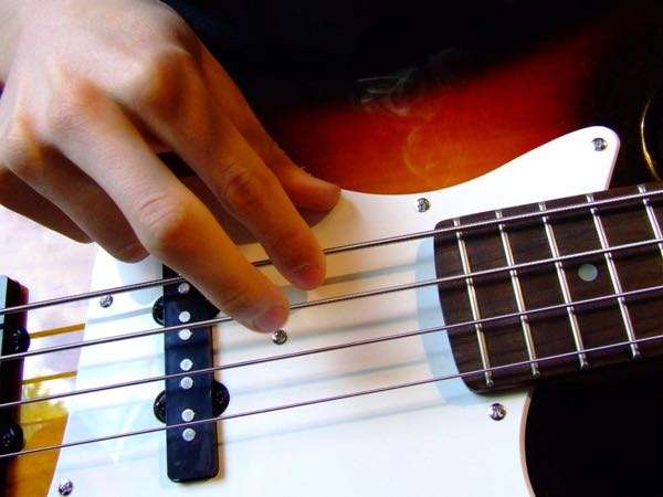 Finger picking technique