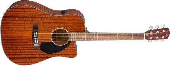 Fender CD-60SCE Acoustic-Electric Guitar: A Popular Classic