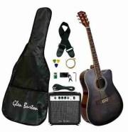 Glen Burton GA204BCO Acoustic Electric by Bridgecraft