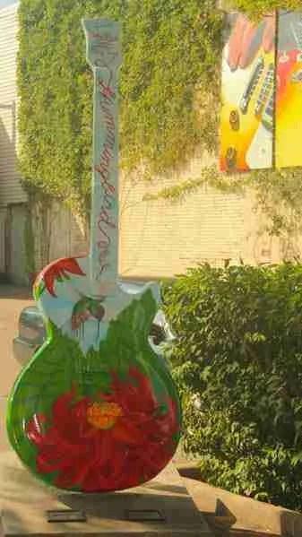 Hummingbird guitar