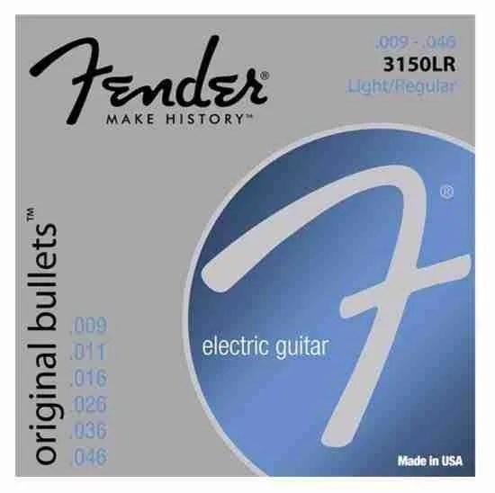 Fender Original Bullet electric guitar strings