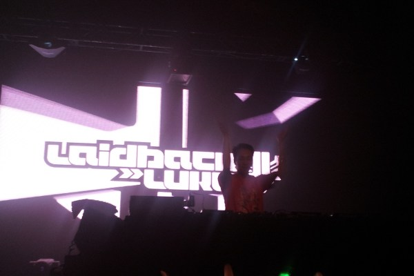 Laidback Luke at Royale Boston - 6/13/12