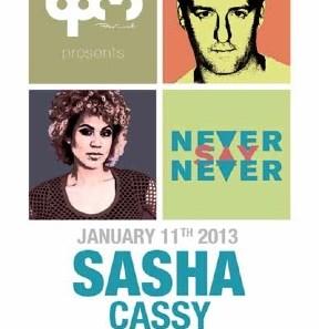Cassy & Sasha - Live at BPM Festival 2013
