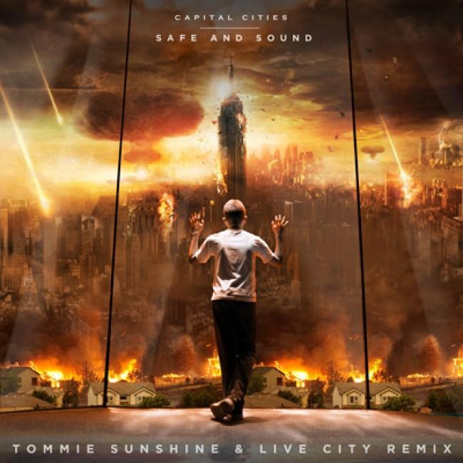 Capital-Cities-Safe-Sound-Tommie-Sunshine-Live-City-Remix-artwork1