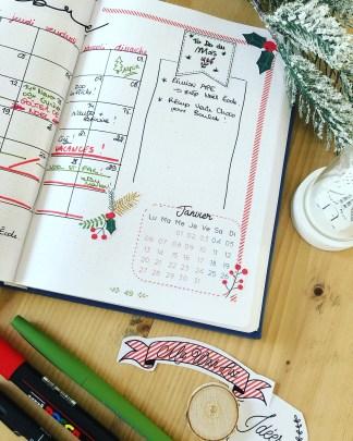 calendrier decembre 6