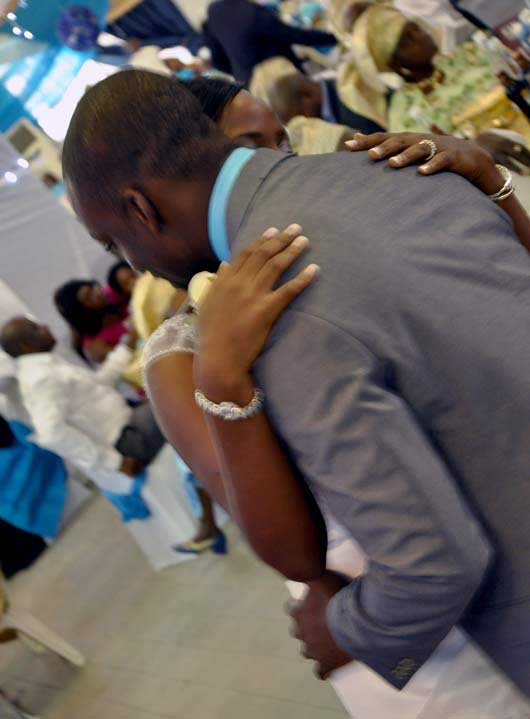 carl and imoh first dance