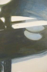 """Shadow 1, 2010, acrylic on panel, 16"""" x 24"""""""