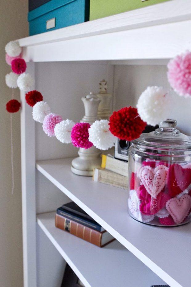 Pom pom crafts,