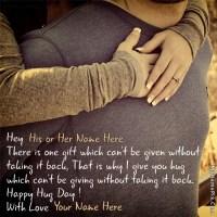 hug day couple