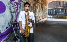 Live Jazz from the Streets of Berlin