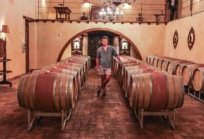 Private Vineyard, Taormina, Italy