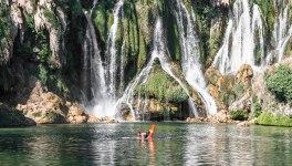 Kayaking Krevice Bosnia