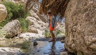 The Oasis Ein Gedi, Israel