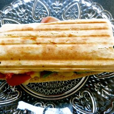 Sandwich Mi-figues Mi-chèvre
