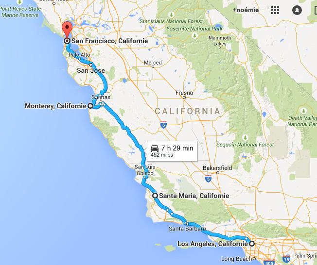 Road trip west cost  #LA