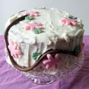 {Recette} Sakura Cake