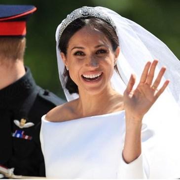 Belle au naturelle pour son mariage