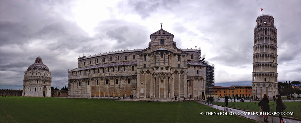 Photo Diary of Pisa