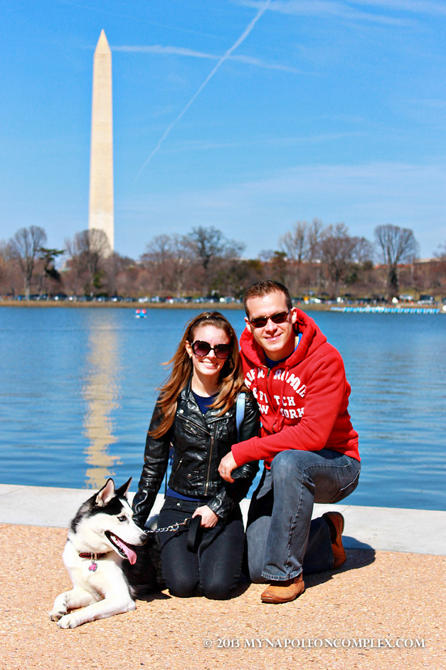 Tidal Basin & Washington Monument