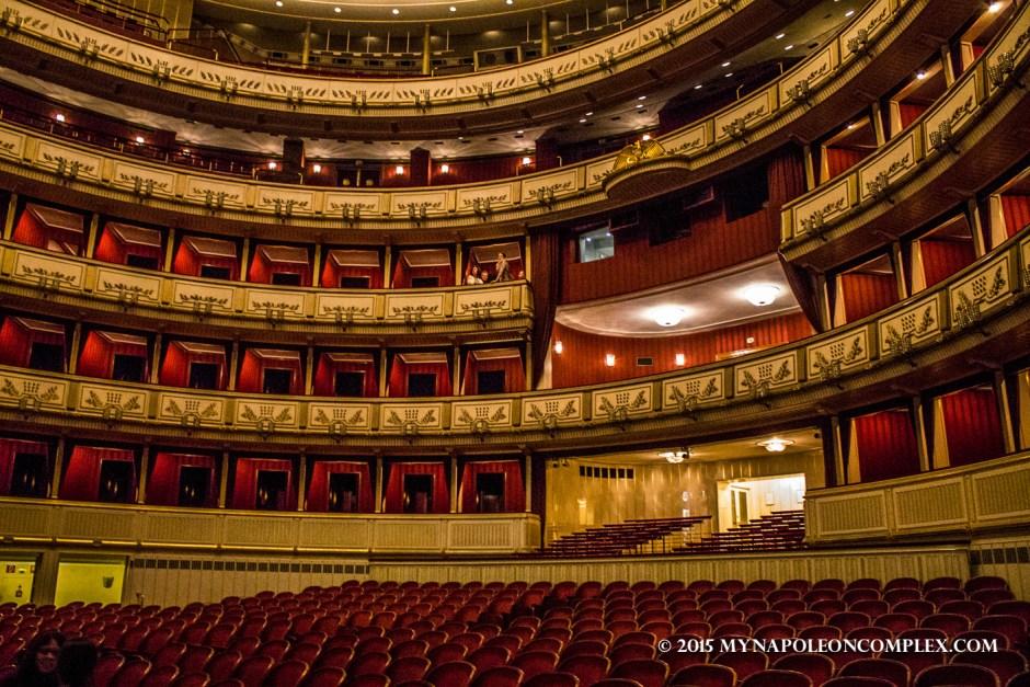 Picture of Wiener Staatsoper, Vienna State Opera