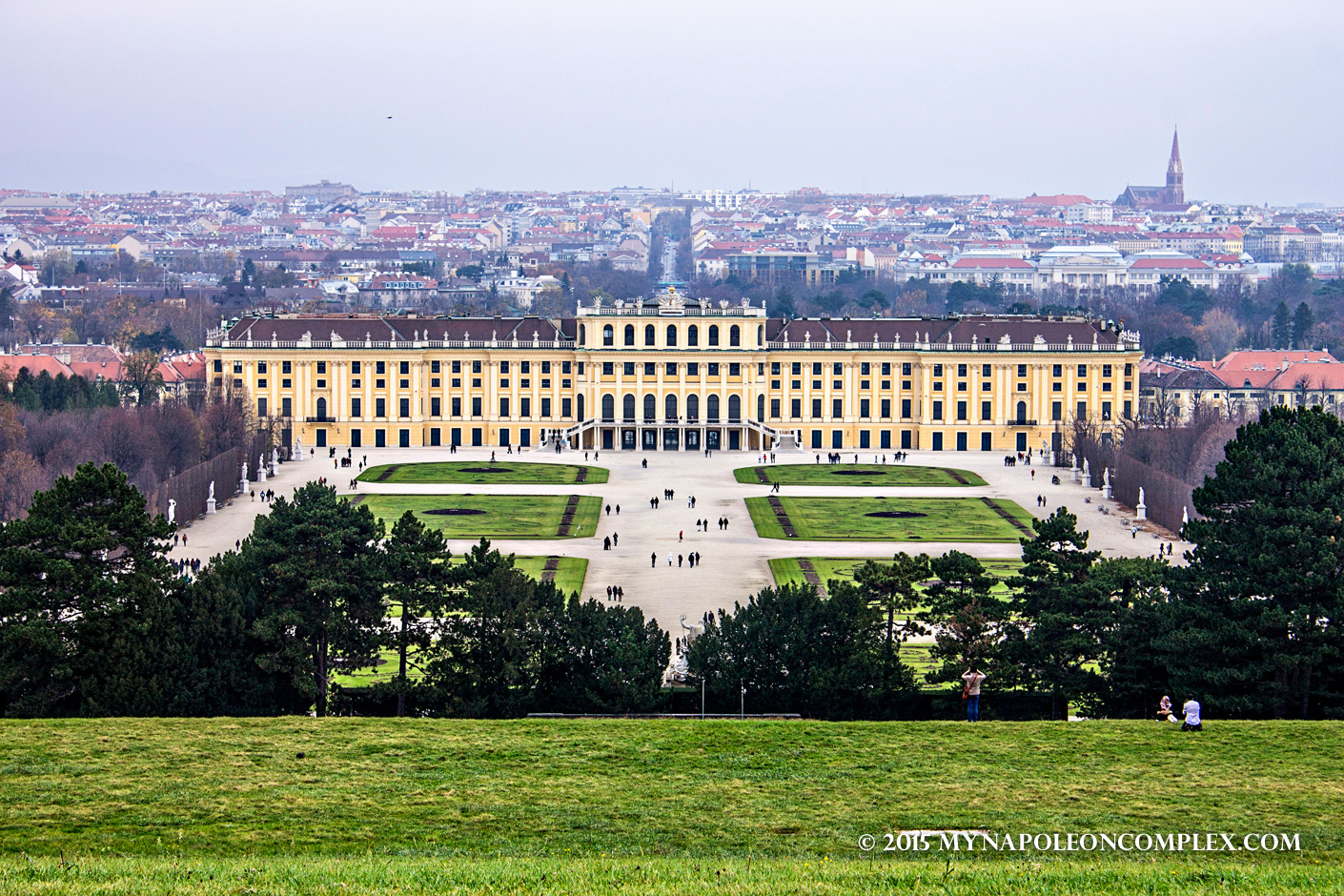 City Break: A Weekend in Vienna, Part One