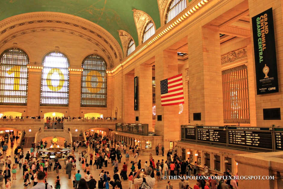 Picture of Grand Central Station, NYC