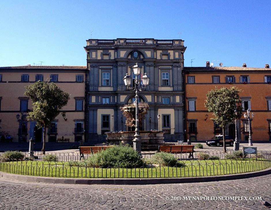 Historical Center of Bracciano