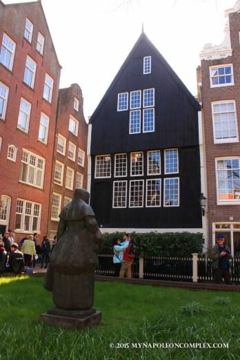 Picture of Begijnjof, Amsterdam.