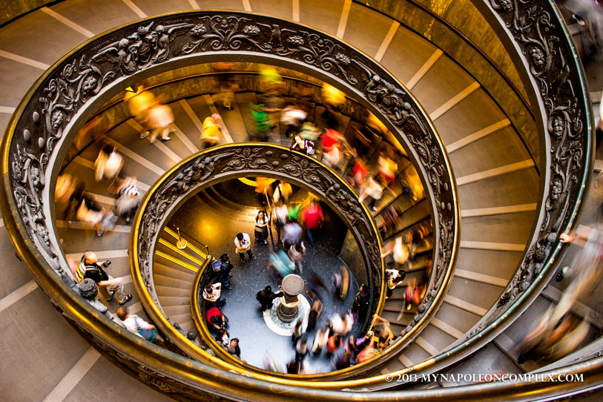 Visiting the Vatican Museum for FREE