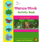 children's nature activity book