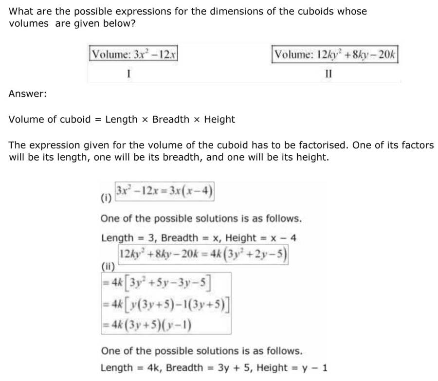 ncert solutions for class 9 maths chapter 2 polynomial 40