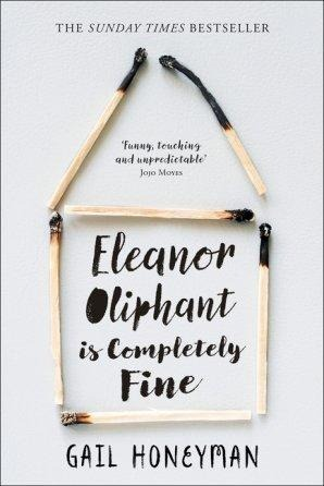 Eleanor Oliphant book cover