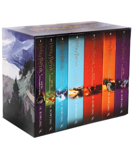Harry Potter book collection